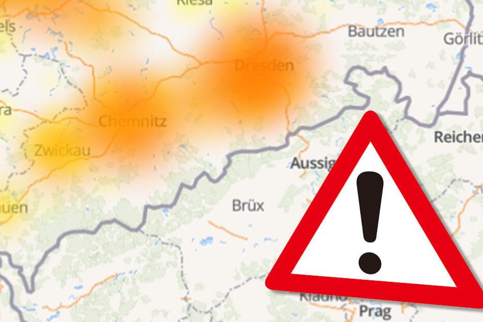 Chemnitz: Vandalen legen Internet, TV und Telefon in Chemnitz lahm
