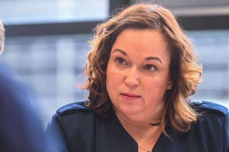 Wieder mit dabei: Simone Lang aus Breitenbrunn rückt in den Landtag nach.