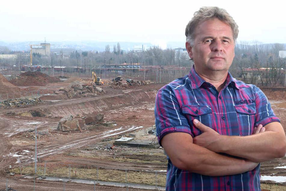Streit um Superknast landet vor Gericht: Baustart nicht vor 2018
