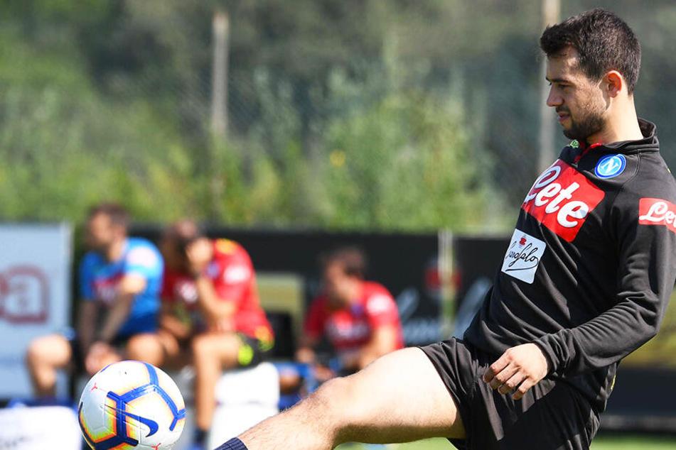Deutscher Ex-Nationalspieler trifft: SSC Neapel deklassiert AS Rom!