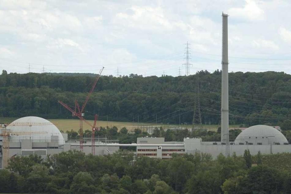 Hier wurden bei Revisionsarbeiten Auffälligkeiten an Heizrohren entdeckt: das Kernkraftwerk Neckarwestheim. (Archivfoto)