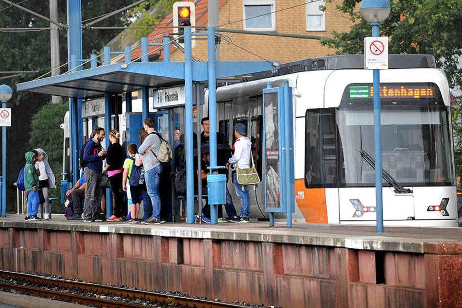 Die Vamos-Stadtbahn ist in Bielefeld äußerst beliebt, weil sie besonders geräumig ist.
