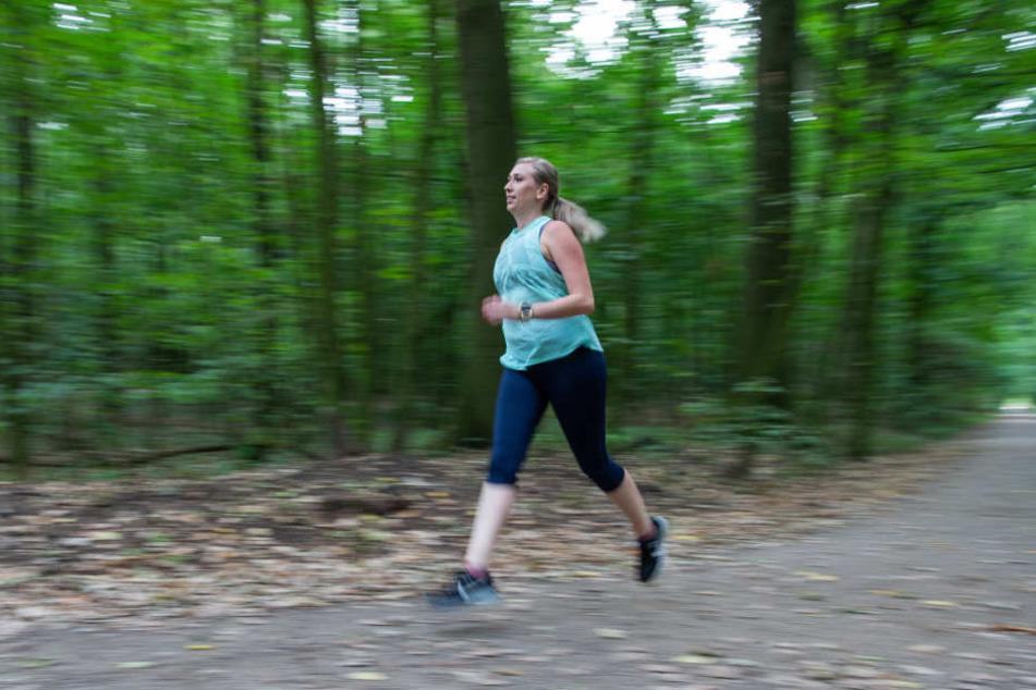 Bei der 34-jährigen Miriam Vogt wurde vor acht Jahren Leukämie diagnostiziert.