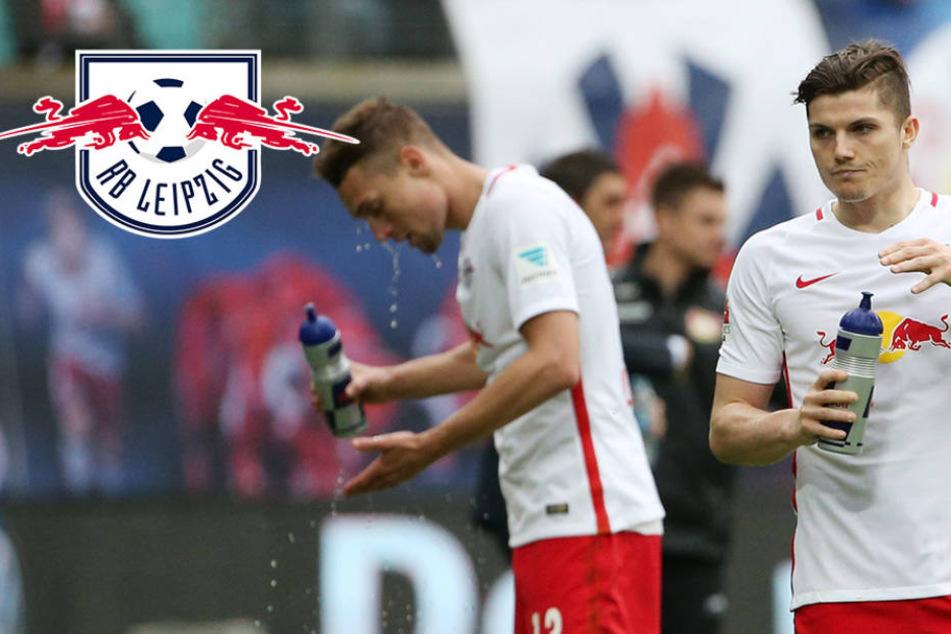 So gut wie keine WM-Hoffnung mehr für RB Leipzigs Österreich-Trio