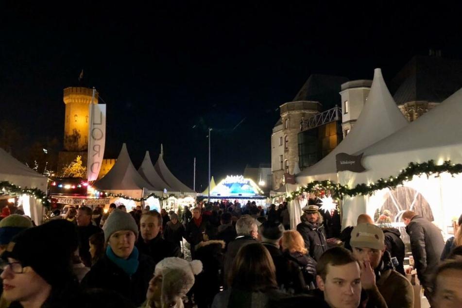 Weihnachtsmarkt Köln Totensonntag
