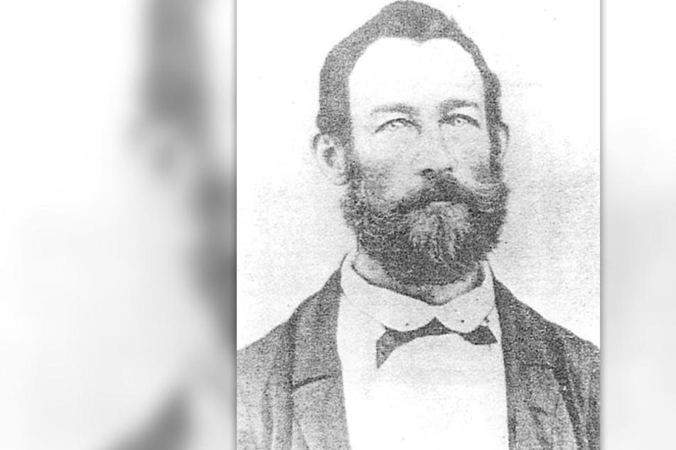 Von Sachsen in die Neue Welt: Ottokar Dörffel (1818-1906) wanderte nach Brasilien aus und erwarb sich dort Verdienste, die bis heute Würdigung erfahren.