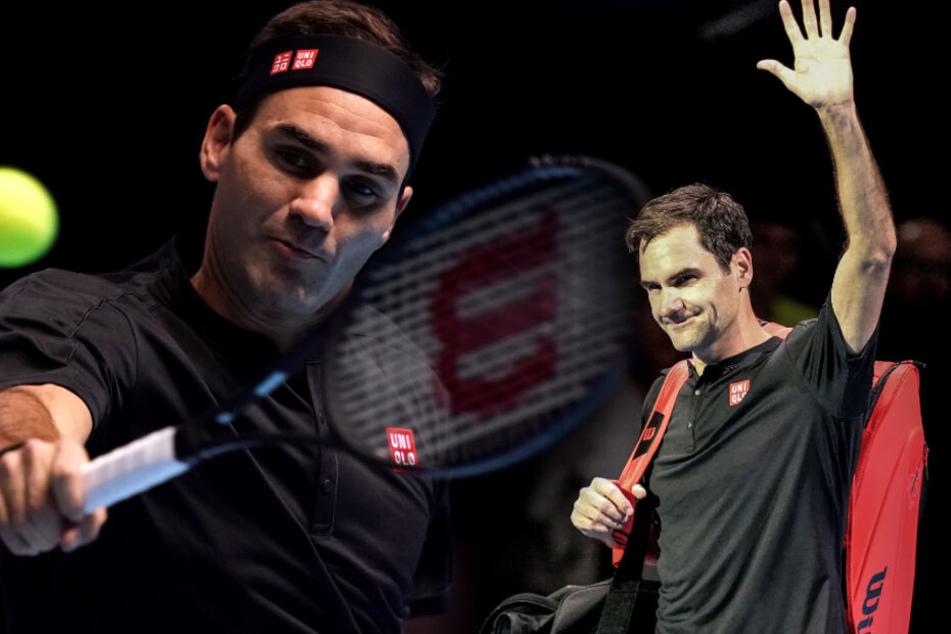 Tennis-Legende vor Ende der Karriere? Roger Federer denkt ans Aufhören!