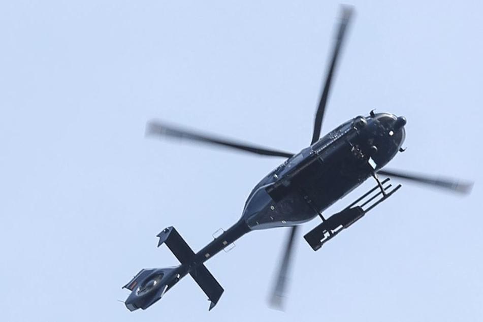 Der Helikopter-Einsatz hat sich gelohnt (Symbolbild).