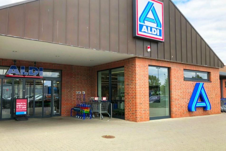 Der ALDI Nord auf der Schillerstraße 11 in Salzwedel.