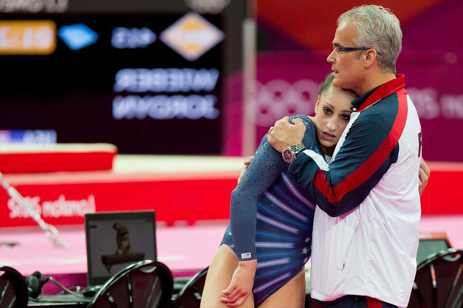 Former US Olympic gymnastics coach commits suicide after being charged with abuse