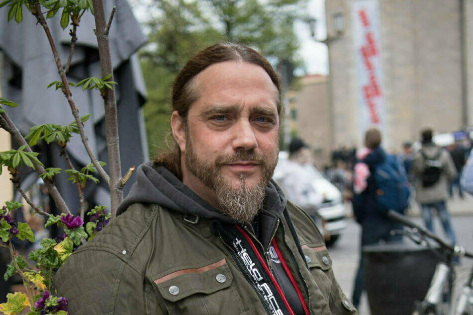Musiker Martin Kesici mit 47 Jahren.