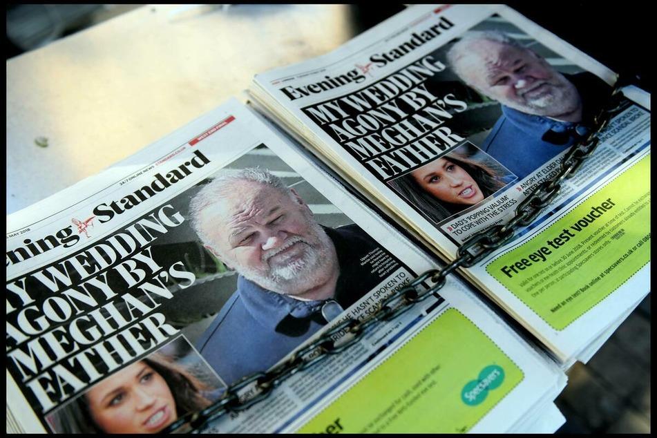 Meghan Markle wins big legal case against British tabloids