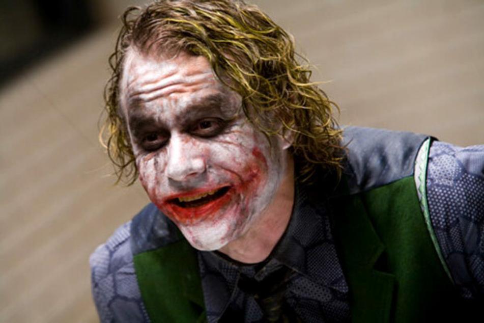 """""""The Dark Knight"""" mit Heath Ledger (†28) in der Hauptrolle zählt zu Christopher Nolans erfolgreichsten Filmen."""