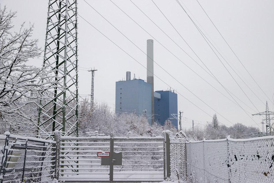 Das Großkraftwerk im Nürnberger Stadtteil Gerbersdorf wurde vom Netz genommen.