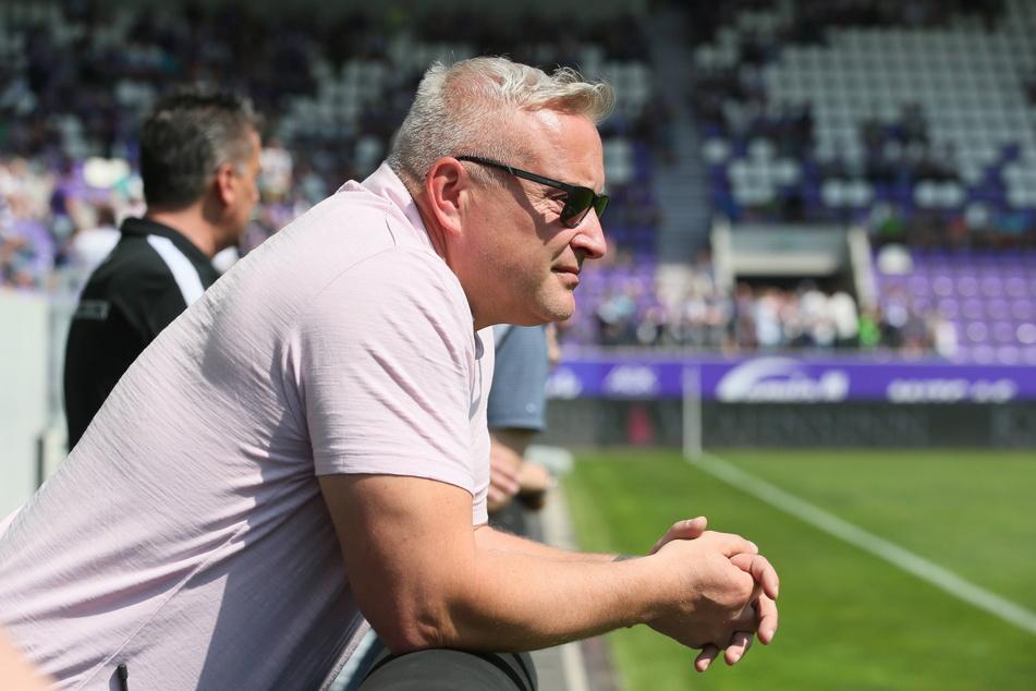 FCE-Geschäftsführer Michael Voigt (48) sieht keine Gründe mehr, auf Fans zu verzichten.