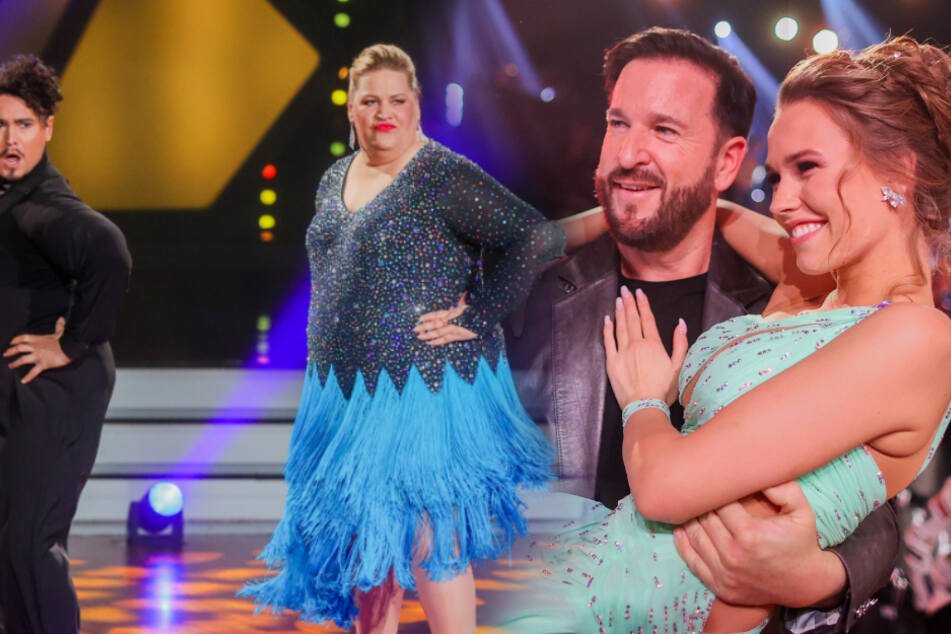 Let's Dance: Wendler trägt seine Laura, Rapperin fliegt, eine andere überrascht