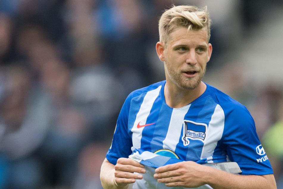 Arne Maier (21) möchte Hertha BSC erneut verlassen.