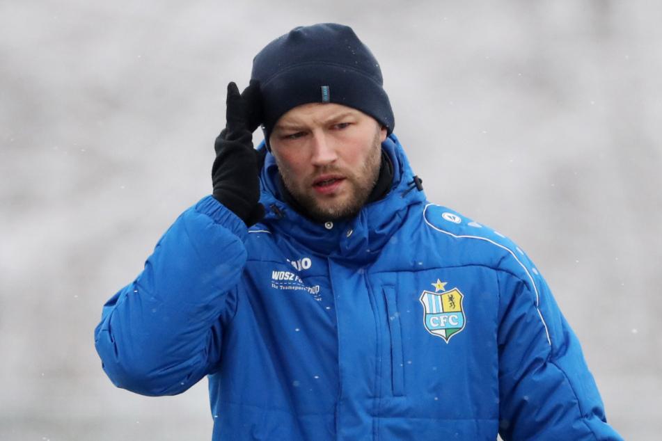 CFC-Coach Daniel Berlinski (34) ist auf der Suche nach Testspielpartnern für seinen CFC, doch die gestaltet sich aktuell schwierig.