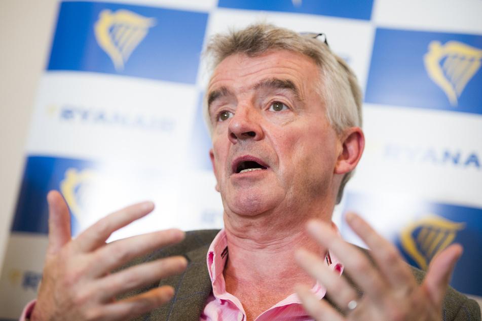 Michael O'Leary, CEO von Ryanair.