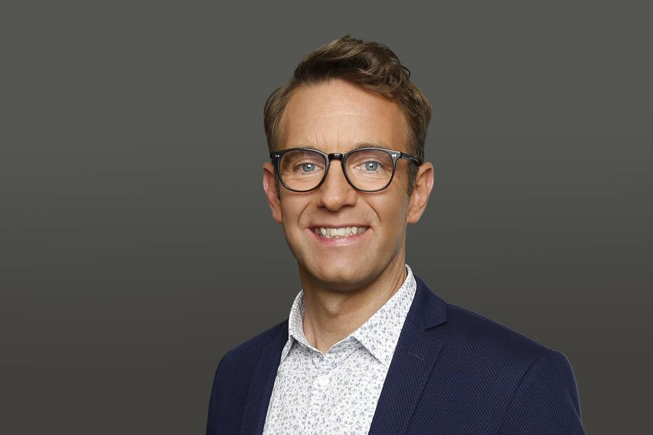 Peter Imhof (47) begrüßt eine Menge Stars in der Live-Show vom MDR.