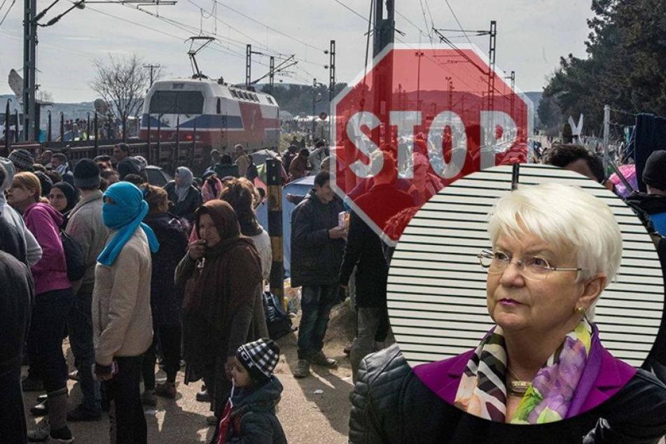 CSU-Politikerin geht plötzlich auf Merkel los