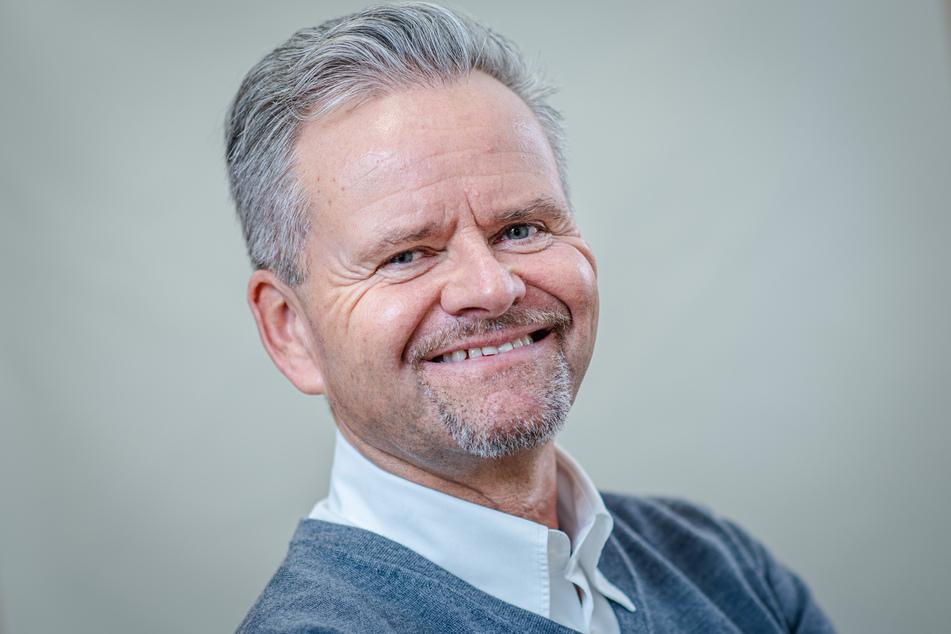 Tino Fritzsche (57, CDU) setzt auf einen Dialog zwischen Eins und WHZ.