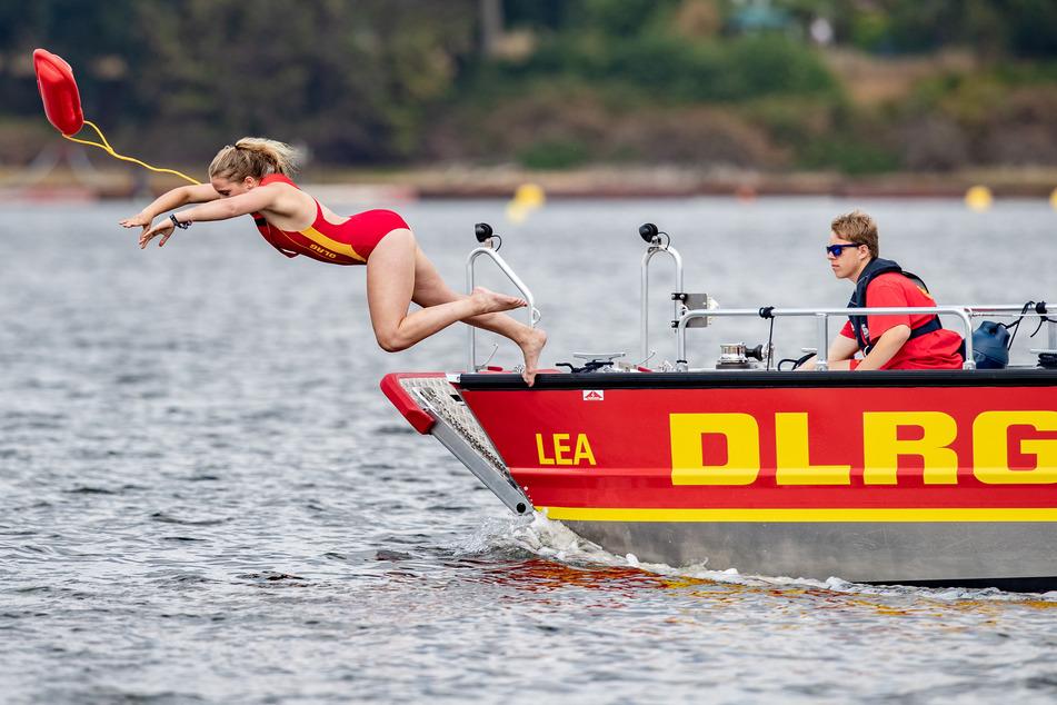 DLRG warnt vor tödlichem Leichtsinn in Gewässern