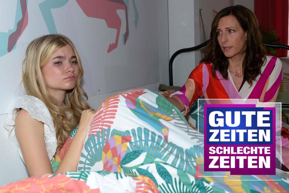 GZSZ: Johanna geht nach Nacktfoto durch Mobbing-Hölle und Katrin leidet mit
