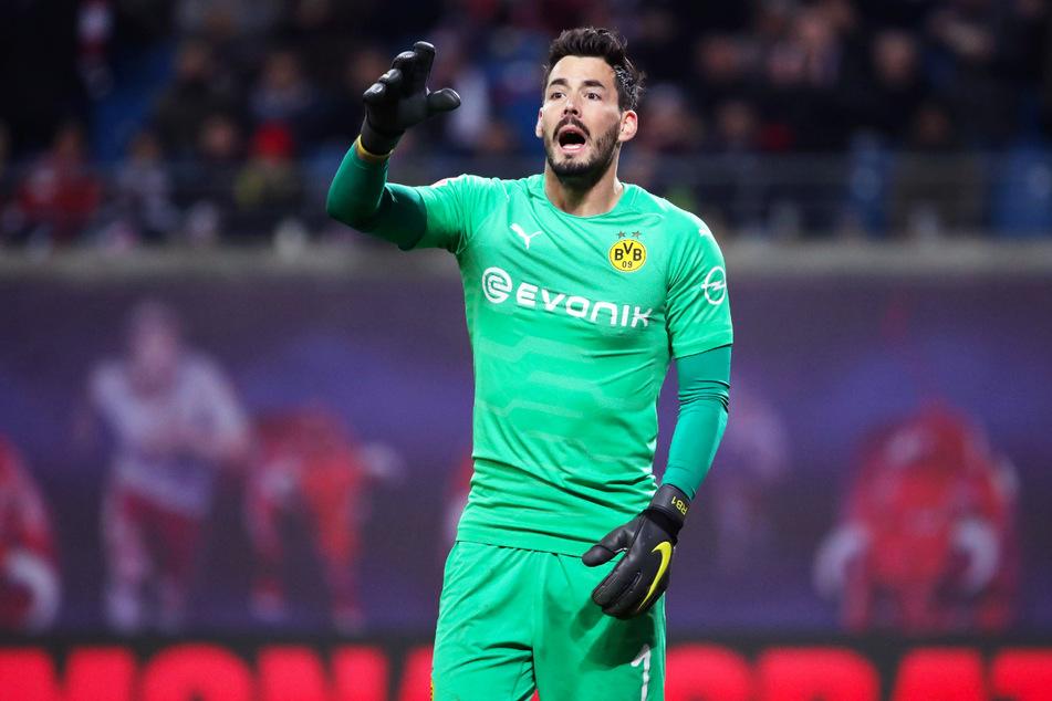 Roman Bürki (30) wäre beim BVB Stand jetzt nur die Nummer drei. Er darf den Verein daher verlassen.