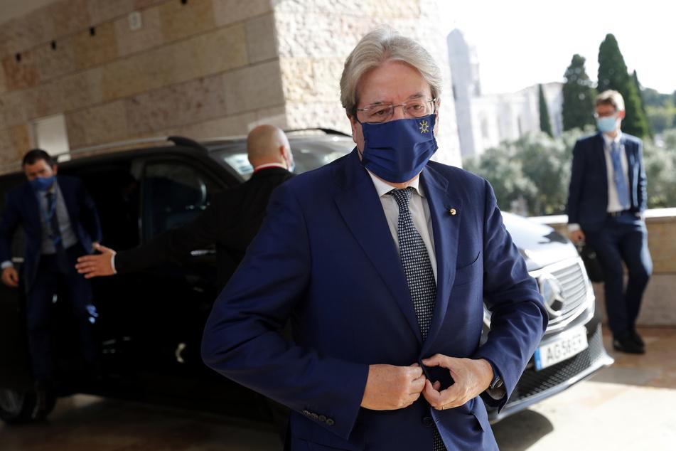 Paolo Gentiloni (66, M), EU-Wirtschaftskommissar.