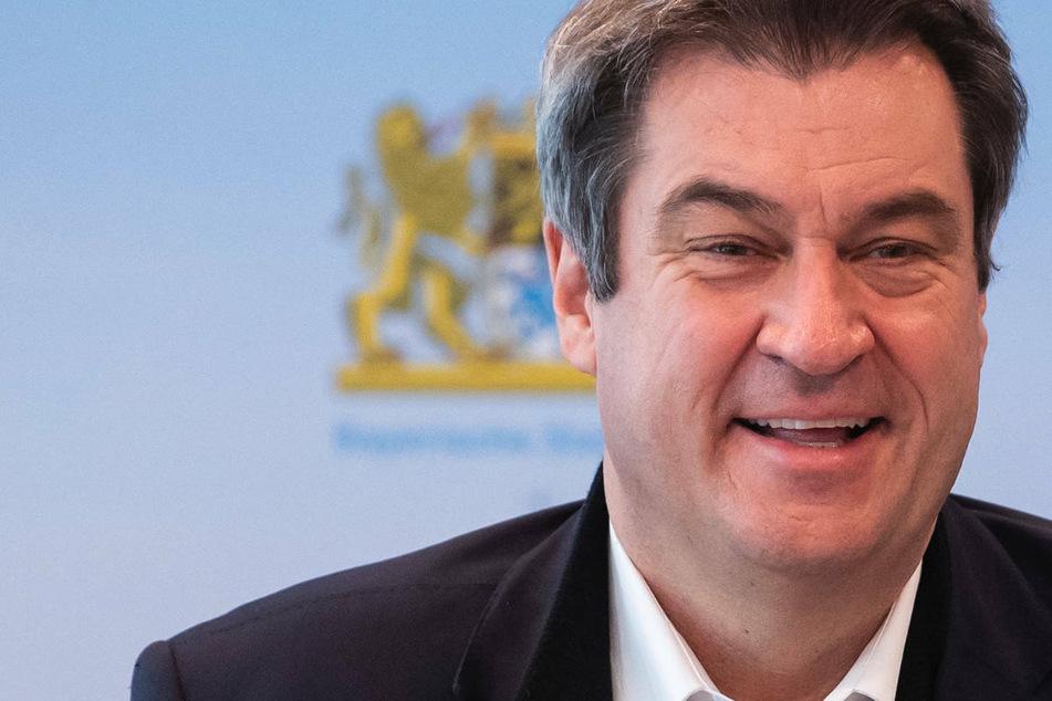 Söder als Kanzler: Berliner CDU bekräftigt Unterstützung für CSU-Chef