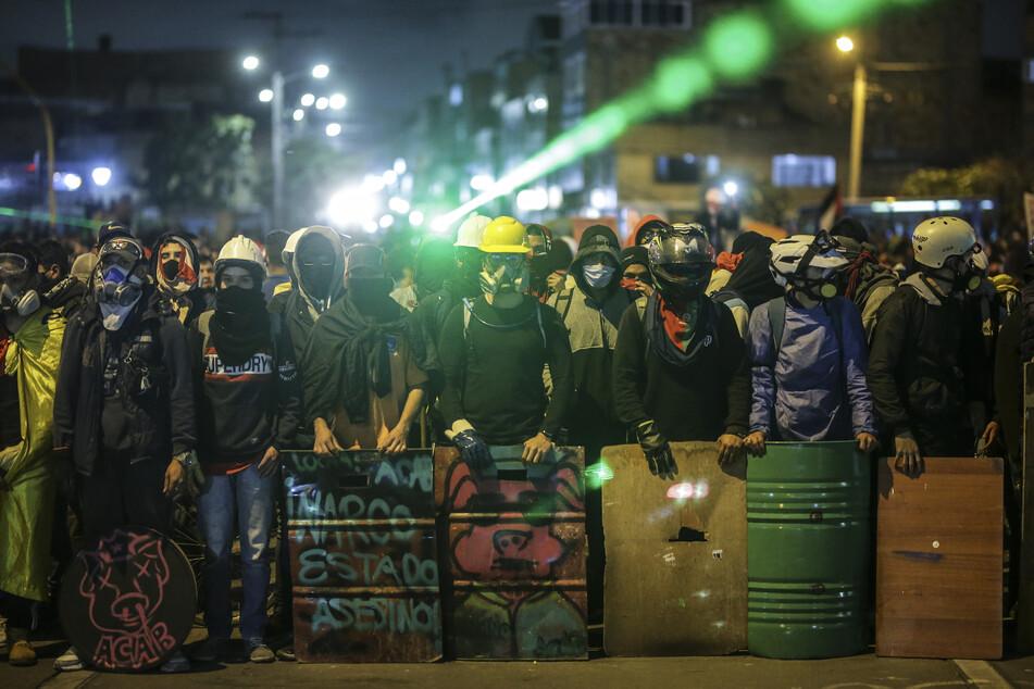 Coronavirus: Krankenhäusern in Kolumbien droht inmitten von Protesten Corona-Kollaps