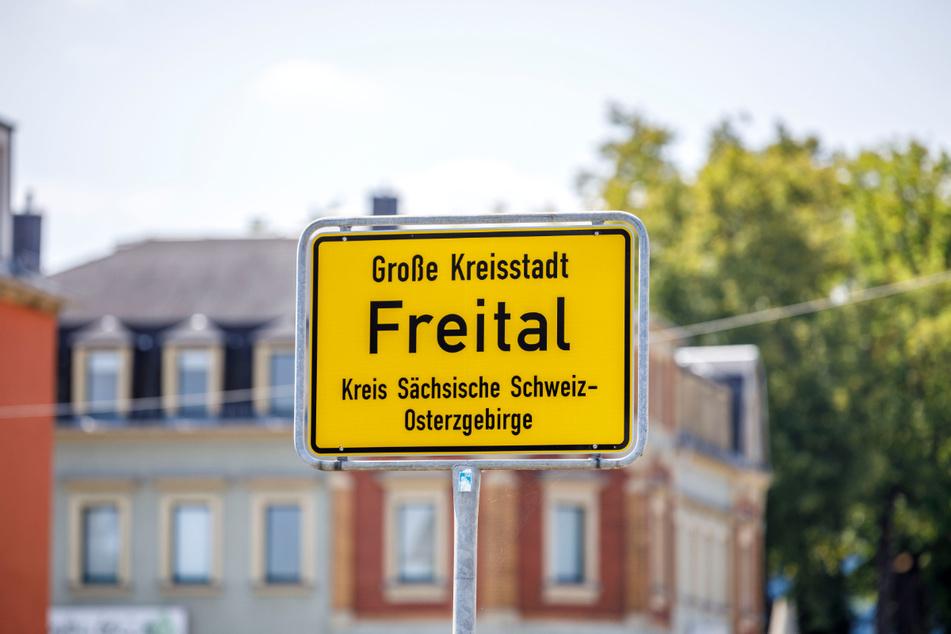 In Freital begann und endet die Reise.