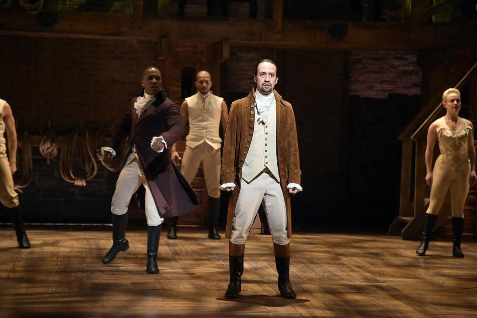 The life of Alexander Hamilton was the basis for Lin-Manuel Miranda's hugely popular Broadway musical.