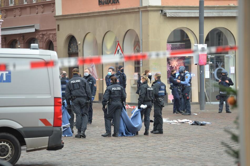 Amokfahrer von Trier raste mit mindestens 81 km/h durch die Fußgängerzone