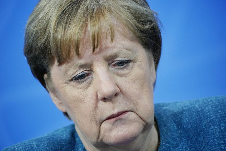 Diese Nachricht dürfte Kanzlerin Merkel (66, CDU) nicht gefallen.
