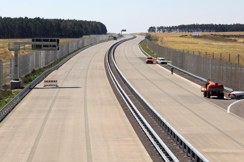 Der Bau der Autobahnumfahrung Stendal soll am 9. September offiziell eingeläutet werden. (Symbolbild)