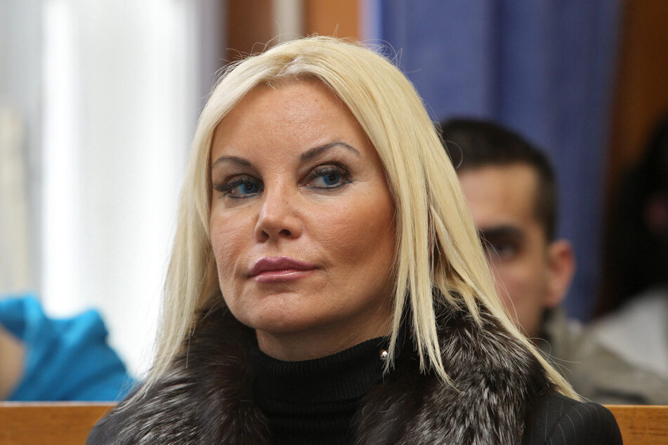 Tatjana Gsell 2011 vor Gericht.