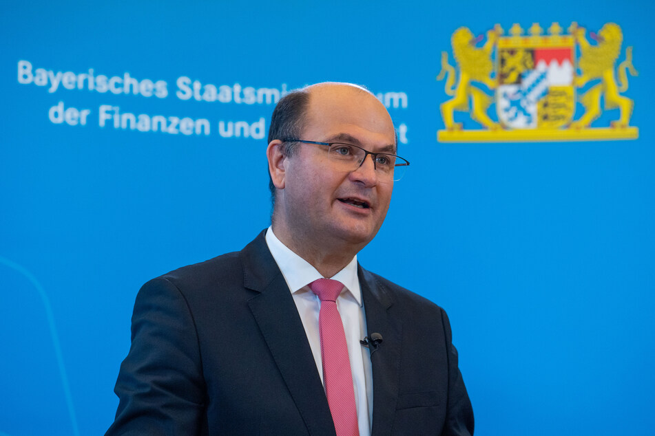 Albert Füracker (CSU), Finanzminister von Bayern.
