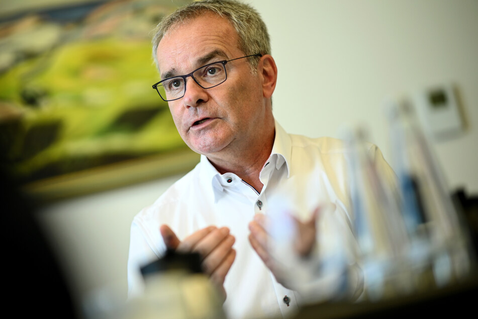 Helmut Dedy, Hauptgeschäftsführer Städtetag.