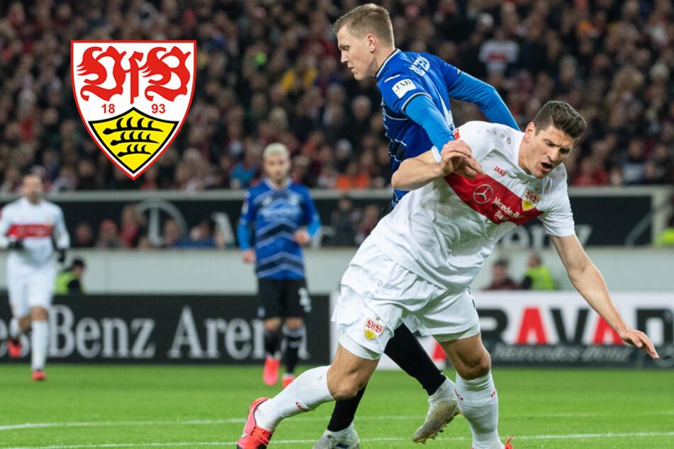 VfB Stuttgart vergeigt Führung und holt nur einen Punkt im Topspiel gegen Bielefeld