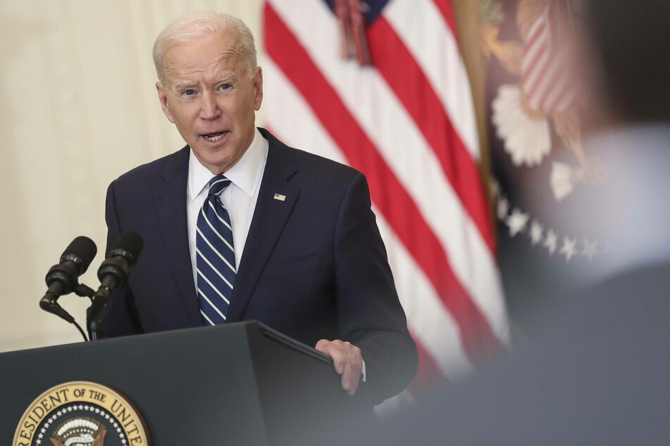 President Joe Biden will announce a new 2030 emission target for the US.