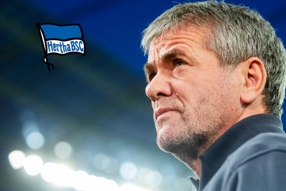 Ex-Coach Funkel sicher: Hertha wird nicht absteigen!