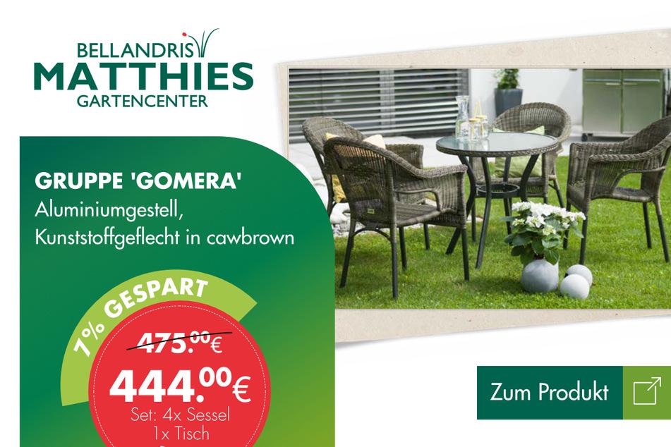 """Gruppe """"Gomera"""" für 444 statt 475 Euro"""