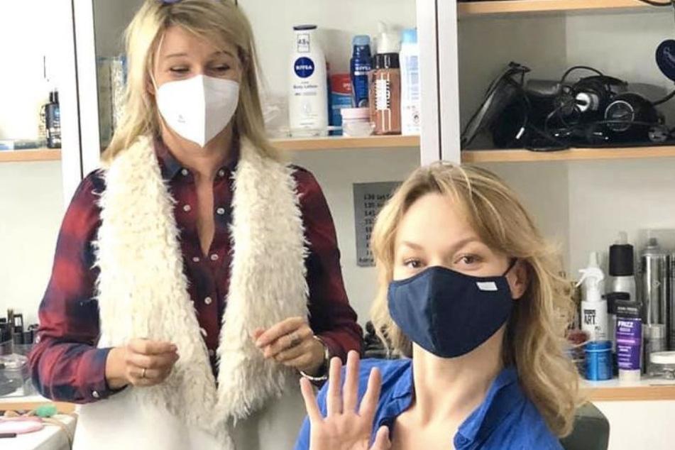 """Bevor am Samstag Winnie Heller ein letztes Mal auf Sendung geht, hat Lisa Wagner (42) bei """"Volle Kanne"""" im ZDF erzählt, was ihr wichtig ist beim Ende von """"Kommissarin Heller""""."""