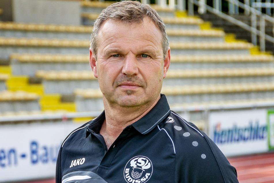 Thomas Hentschel (56) ist nicht länger Trainer des FSV Budissa Bautzen.