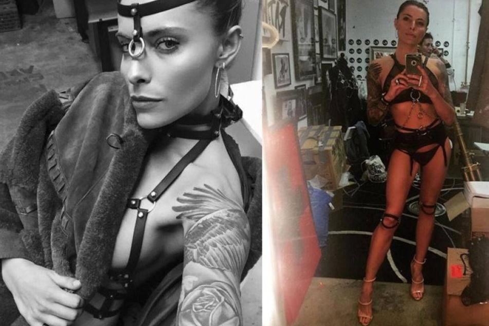 Sophia Thomalla zeigt uns ihre sexy Fetisch-Seite