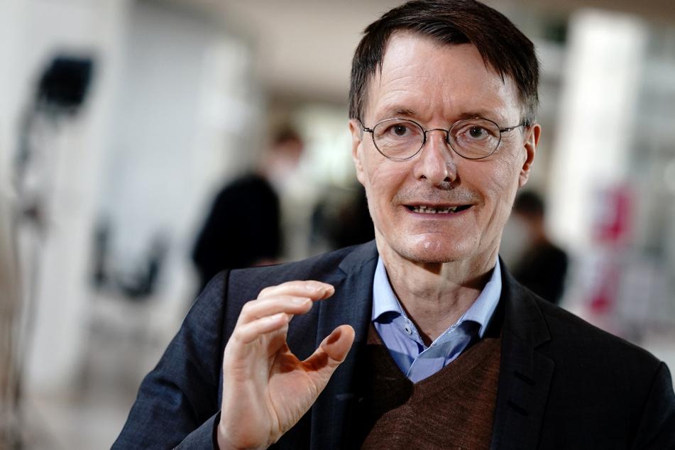 Karl Lauterbach (58), Gesundheitsexperte der SPD.