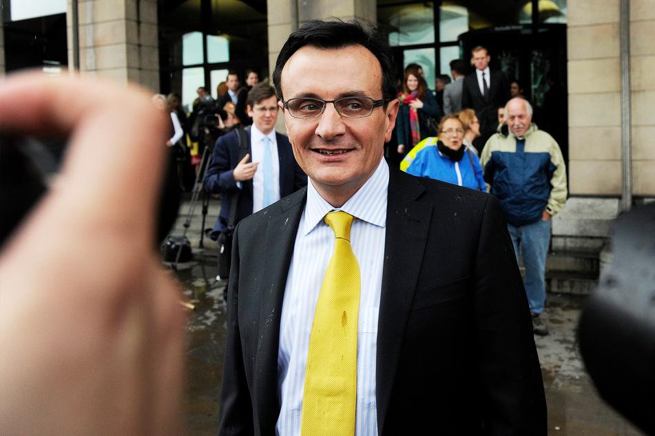 Pascal Soriot, AstraZeneca-Geschäftsführer.