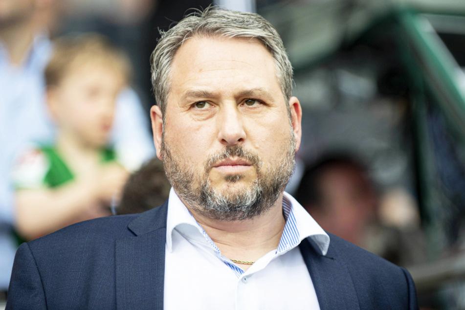 Bochums Geschäftsführer Ilja Kaenzig äußerte sich mit klaren Worten zur aktuellen Lage.